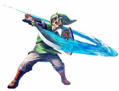 skyward sword : arrworks