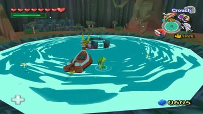 The Wind Waker en HD