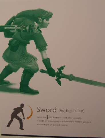 comment jouer a skyward sword en photo