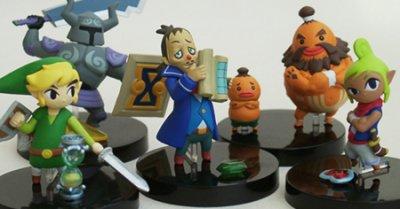 figurine zleda