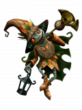 Photo de the-skull-kid-triforce
