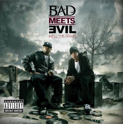 Eminem # Bad Meets Evil - Hell: The Sequel # Lighters (Ft Bruno Mars) 2eme Single)