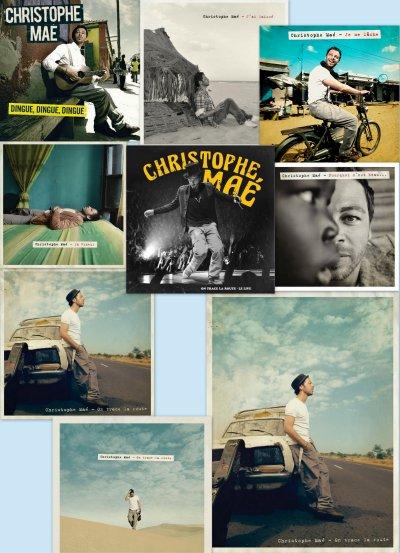 Christophe Maé <3 # Un Peu De Blues #
