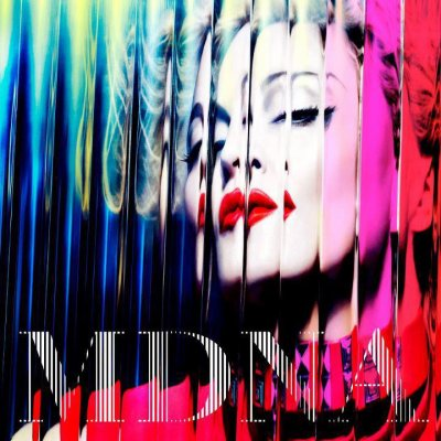 MADONNA # M.D.N.A = 1.321.000  # Turn Up The Radio / Love Spent 3eme Single #