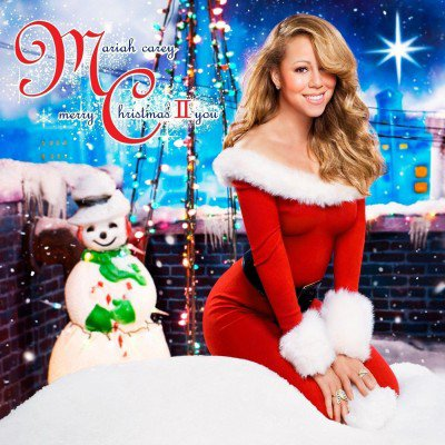 Mariah Carey # Merry Christmas II You #