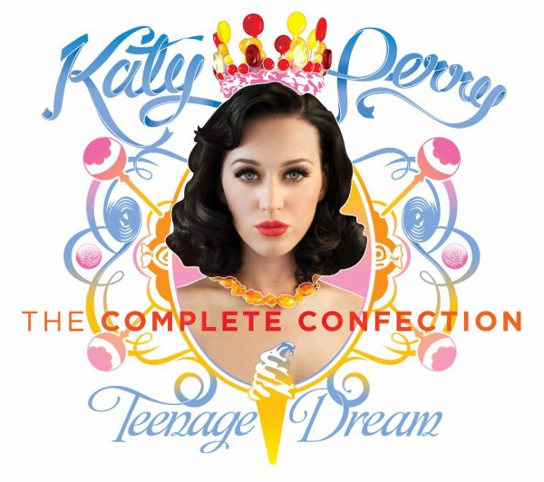 KATY PERRY # Wide Awake 2nd Single Réedition et 8 Eme Single Teenage Dream # Teenage Dream : The Complete Confection #