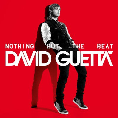 DAVID GUETTA # N.B.T.B = 2 381 000 exemplaires # I Can Only Imagine 6Eme Single #