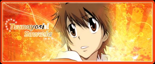 Newletter de Tsuna & Gokudera