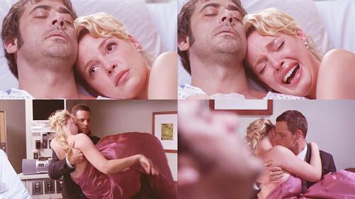 """"""" Il me manque. C'est atroce, il me manque tellement. C'est pas par vague, c'est constant. Tout le temps, sans répit."""" - Izzy, Grey's Anatomy"""
