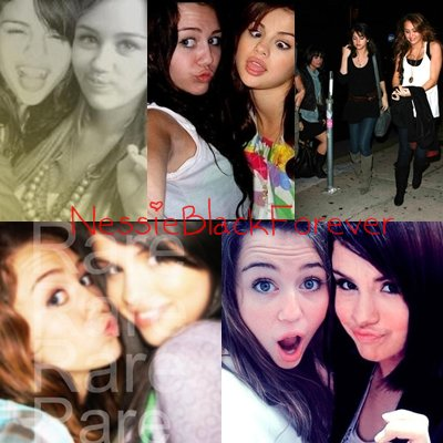 Selena Gomez & Miley Cyrus BFF ?