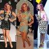 Peep Katy Perry changements Outfit Quatre aux VMA - qui ont l'air est le plus Fab?