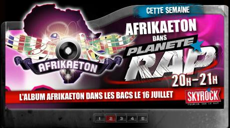 Concerts - Planète Rap (invités) - Skyroulette