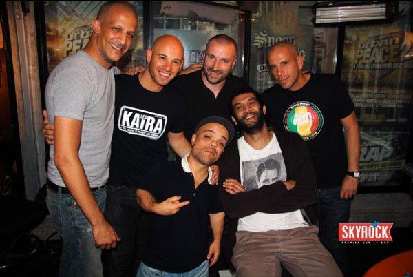 Les kaïra dans Planéte Rap