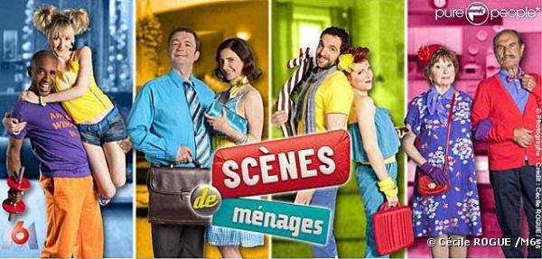 Scènes de Ménages : Pierre Palmade, nouveau guest de l'incroyable prime time