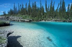 île des pins New-Caledonia