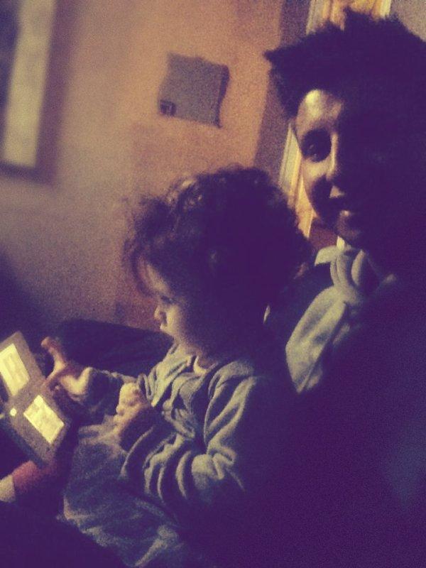 Savana Baby Vs Le Parrain. #Fiffa13 Je t'aime ma chériiiie <3