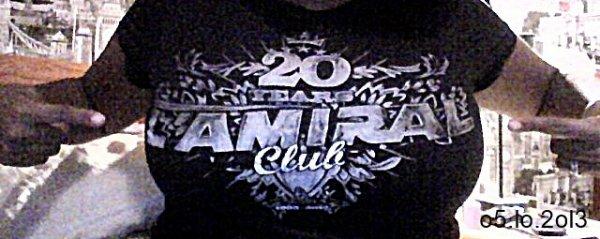 20 ans de l'AMIRAL *_____* ♥