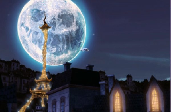 Le  nouveau film Monster High : Scaris : City Of Frights