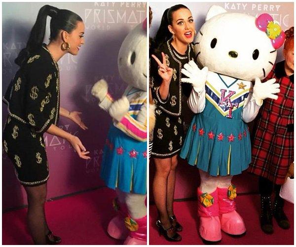 Barcelone/Italie/Milan/Hello Kitty/Photoshoot Prism/SB/Costume requin