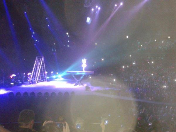 Mon expérience Prismatic World Tour
