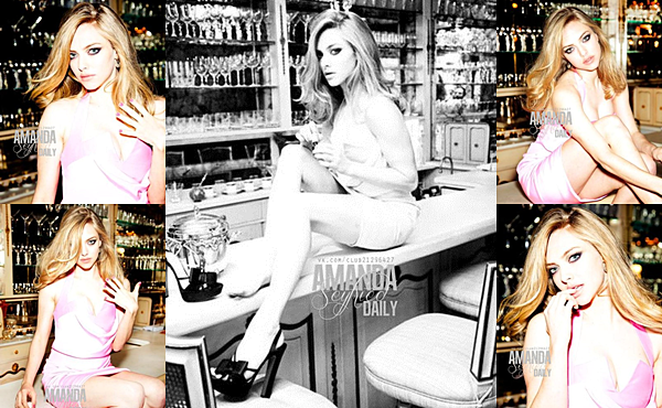 Photoshoot :  De nombreuses nouvelles photos du shoot pour GLAMOUR de 2012 ont été publiées !