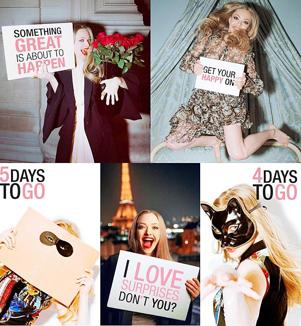 31 Juillet 2015:  Cinq photos ont été publiées pour la promotion du nouveau parfum de Givenchy : Live Irrésistible ! La photo promotionnelle est juste en dessous