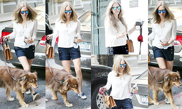 30 Juillet 2015:  Amanda est allée prendre un café avec Finn.
