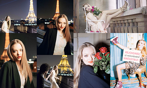 Givenchy :  De nouvelles photos pour la promotion de Live Irrésistible ont été dévoilées.