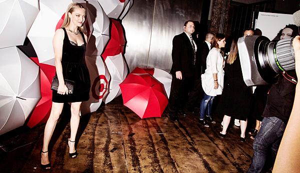 9 Septembre 2015 :  Amanda s'est rendu à une soirée organisée par Vogue à New York.
