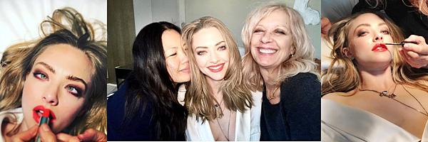 5 Février 2016 :  Amanda a été vu à l'aéroport de Los Angeles après son séjour à Paris.
