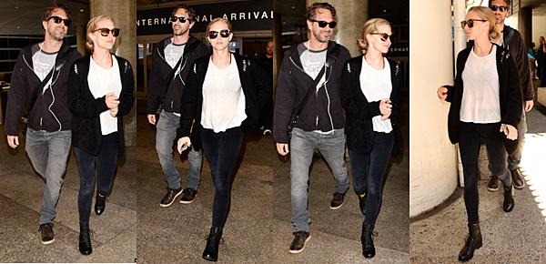 25 Juin 2016 :  Amanda a été vue avec Thomas à l'aéroport de Los angeles !