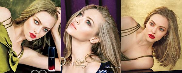 Clé de  Peau :   Une nouvelle vidéo promotionnelle pour la marque Clé de Peau est apparue ainsi que de nouvelles photos promotionnelles ! Il s'agit de la collection automne/hiver 2016.