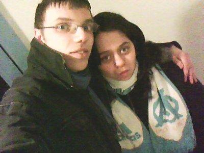 voila Moi et Christophe