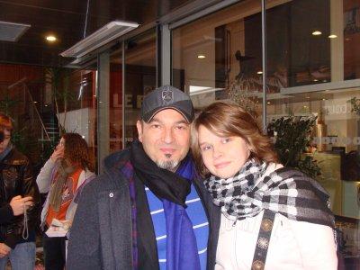 Concert de Christophe Maé le 20 novembre 2010 aux Zénith de Lille