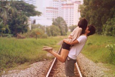 Je ne sais pas comment tu as fais. Mais tu es arrivé au moment de ma vie où j'avais le plus besoin de toi.