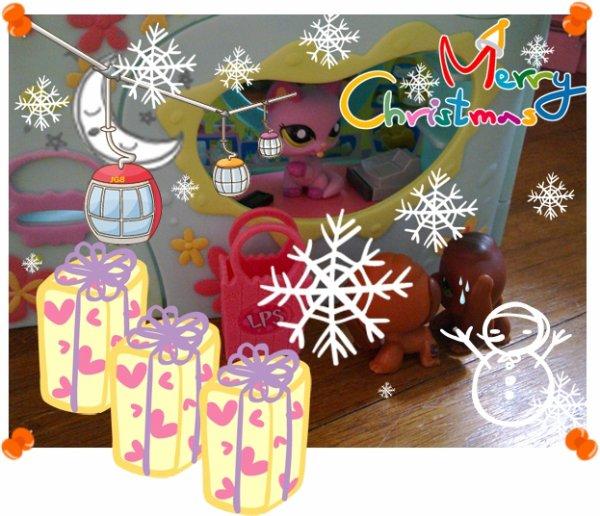 thèmes : ohmydollz, amour odieux et Noël