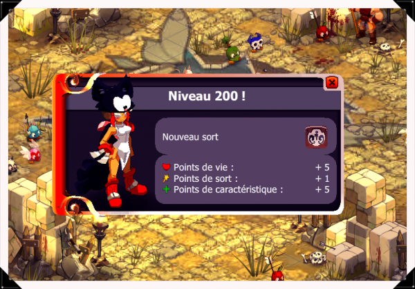 3eme Personnage  200 !