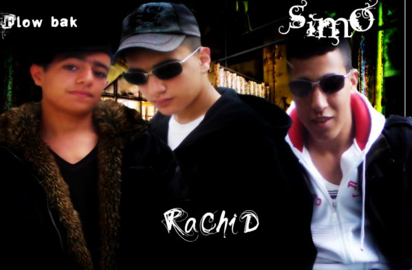 flow baK    mC  Rachid  flow simoof