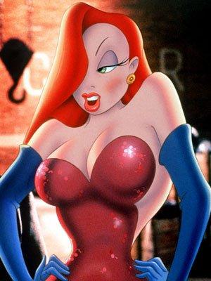 Jessica Rabbit VS Betty Boop
