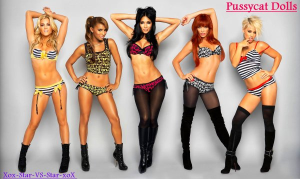 Pussycat Dolls VS Sugababes