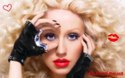 Christina VS Lady Gaga