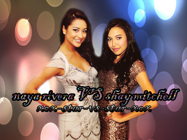 Naya Rivera VS Shay Mitchell