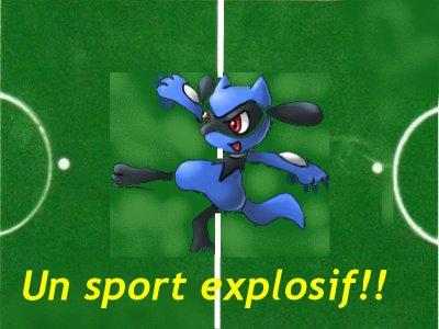 Chapitre 2: Un sport explosif!