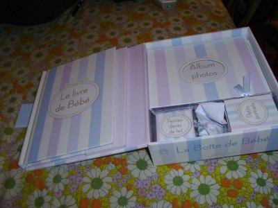 la boite de bébé