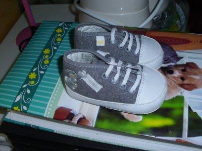 Les chaussures pan pan