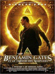 ➽ BENJAMIN GATES ET LE TRESOR DES TEMPLIERS | ★★★★★ |