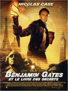 ➽ BENJAMIN GATES ET LE LIVRE DES SECRETS | ★★★★★ |
