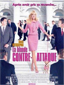➽ LA BLONDE CONTRE-ATTAQUE | ★★★★★ |