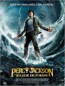 ➽ PERCY JACKSON, LE VOLEUR DE FOUDRE | ★★★★★ |