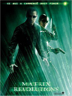➽ MATRIX REVOLUTIONS | ★★★★★ |